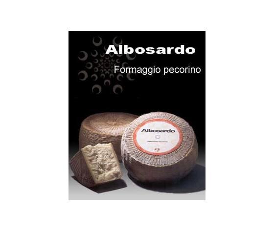 Caseificio Santadi Formaggio Pecorino Albosardo
