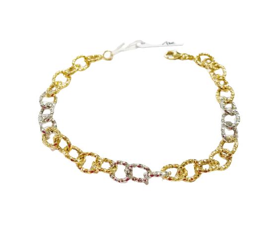 barron gioielli bracciale oro giallo donna