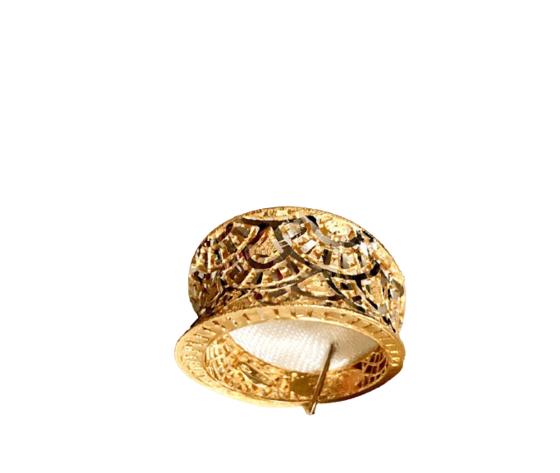 Barron gioielli Anello Oro Giallo