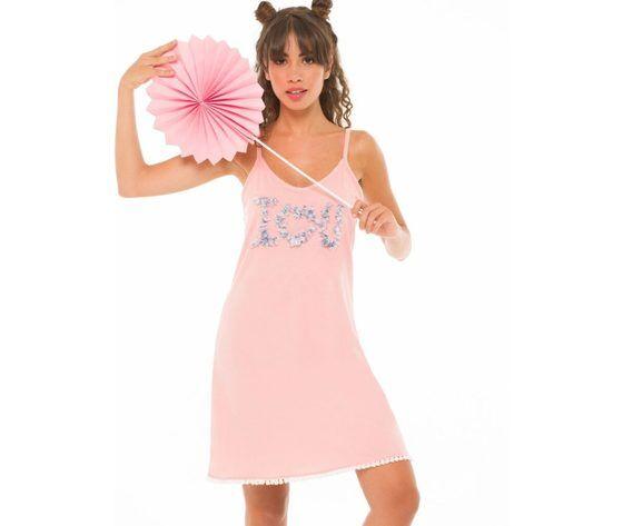 camicia da notte donna art.389