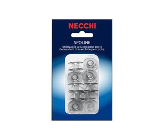 NECCHI Spoline In Blister Macchine Per Cucire Da 10 Pezzi
