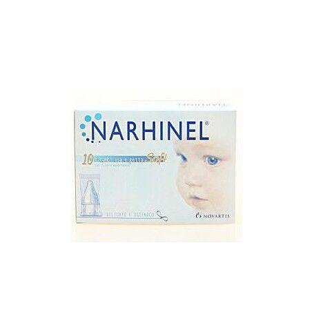 narhinel glaxosmithkline c.health.srl narhinel ricambi soft usa e getta confezione da 20 pezzi
