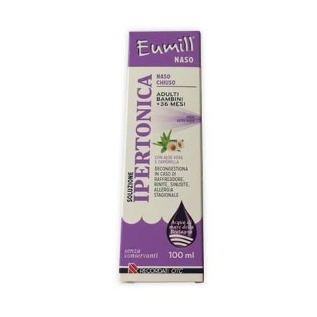 Recordati Spa Eumill Naso Spray Sol Isotonic