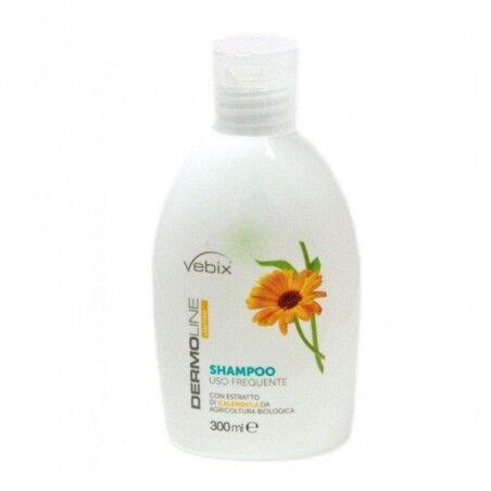 vebi istituto biochimico srl vebix dermoline calendula shampoo uso frequente 300 ml