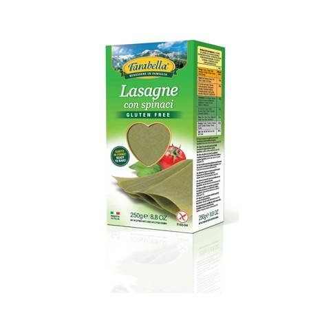 Farabella Lasagne C/spinaci Re