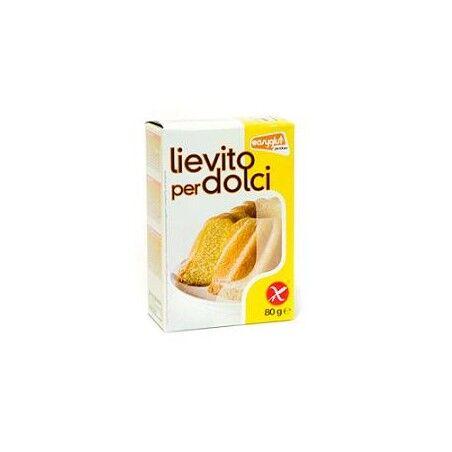 Pedon Spa Easyglut Lievito Dolci 5x16g