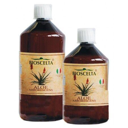 Natur-Farma Srl Aloe Arborescens Puro Succo 1l
