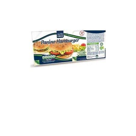 Nutrifree Panino Hamburger180g