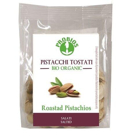 Probios Srl Pistacchi Tostati 125g