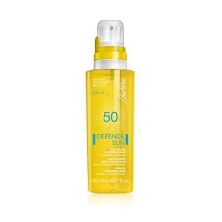 Sun Defence Sun 50 Olio Sol P/alta