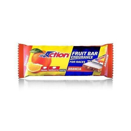 proaction fruit bar arancia40g