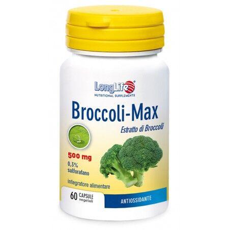 Phoenix Srl - Longlife Longlife Broccoli Max 60 Capsule