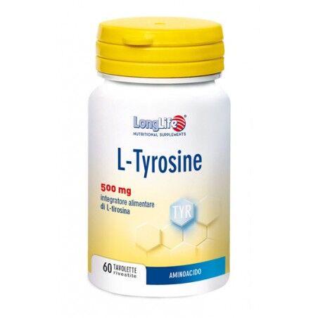 Phoenix Longlife L Tyrosine 60tav