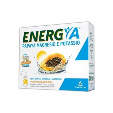 Energia Magnesio Potassio Body Spring Papaya F M/p14bust