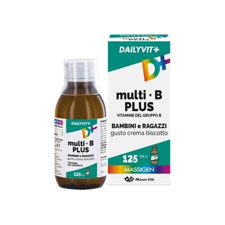Massigen Dailyvit+ Multi B Plus 125ml
