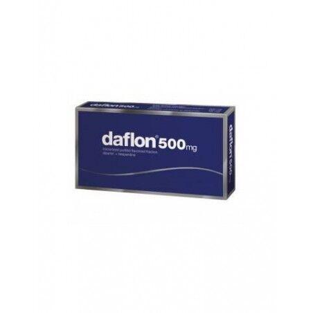Daflon Servier Italia Spa Daflon 30 Compresse Rivestite 500mg