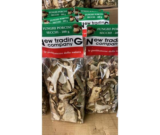 Funghi Porcini Secchi Sacchettino Da 200 Gr