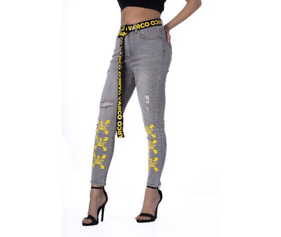 VARCO Jeans vrc1001jnero
