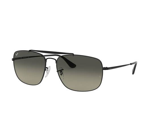 ray ban the colonel 3560 002/71 black / grey occhiali
