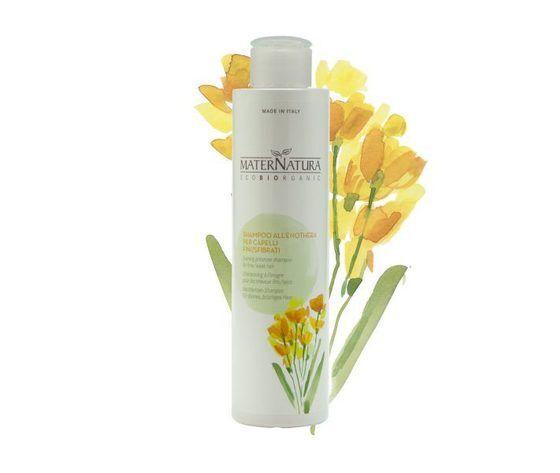 maternatura shampoo all'enothera per capelli fini/sfibrati -