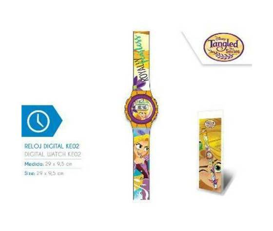 KIDS Orologio Raperonzolo - Digital Watch