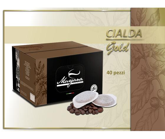 un vulcano di sapori Caffè Gold In Cialde 40 Pz