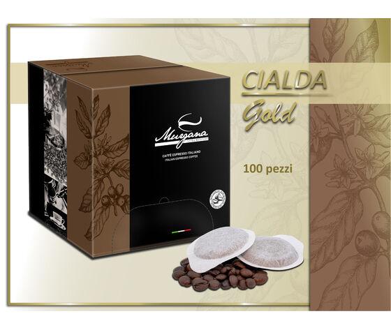 un vulcano di sapori Caffè Gold In Cialde 100 Pz