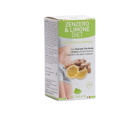 zenzero&limone diet