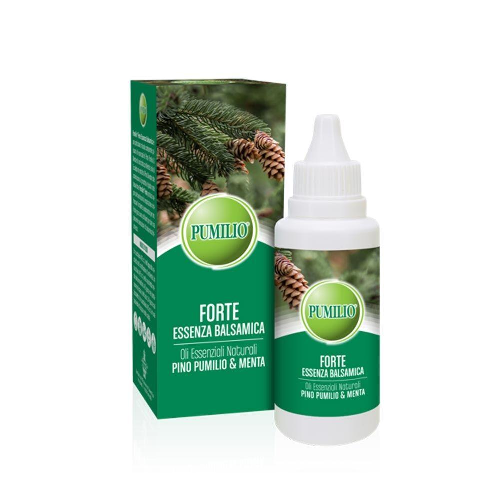 coswell pumilio - forte essenza balsamica, 40ml