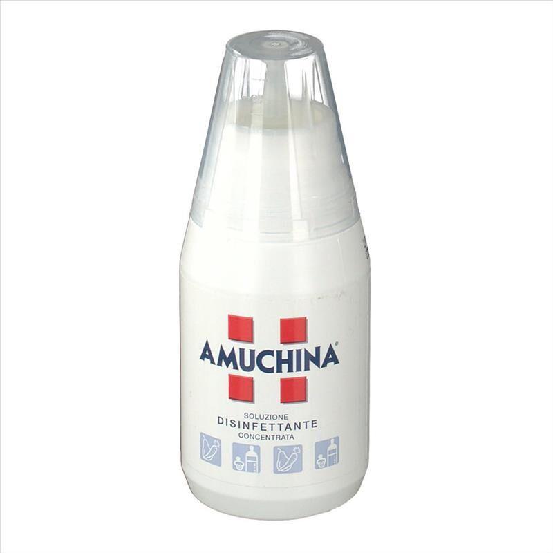 Amuchina Soluzione Disinfettante Concentrata, 250ml