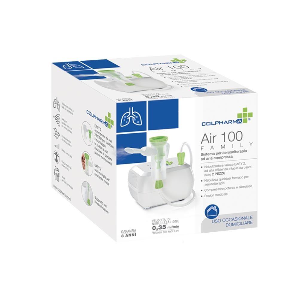 colpharma air 100 family aerosol ad aria compressa