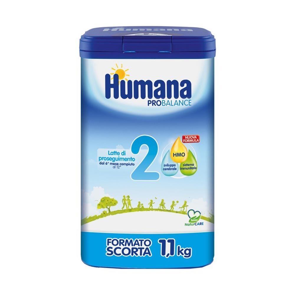 Humana Probalance 2 Latte di Proseguimento in Polvere, 1,1Kg