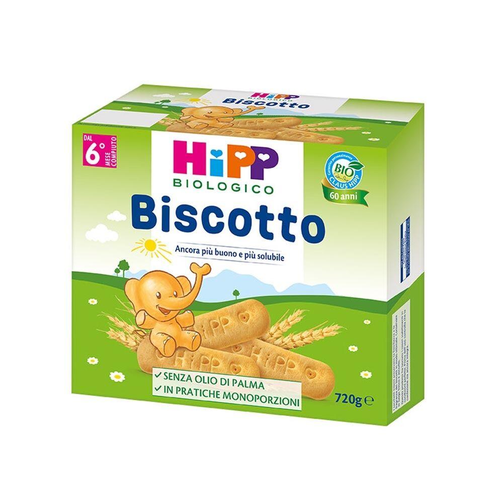 HiPP Bio Biscotto Solubile 720 gr