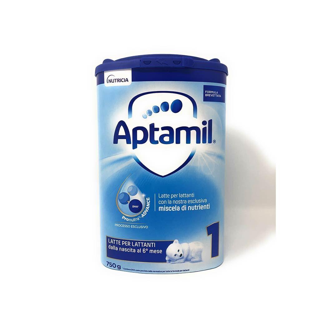 Aptamil 1 Latte In Polvere Per Lattanti Dalla Nascita Al 6 Mese 750g