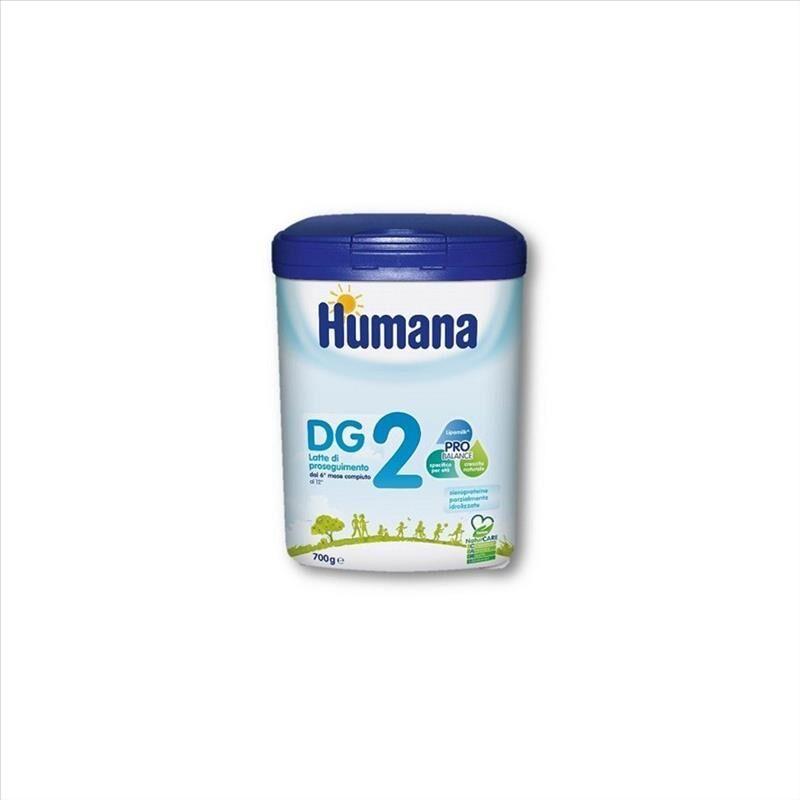 Humana DG2 Latte Di Proseguimento Dal 6° Mese, 700g