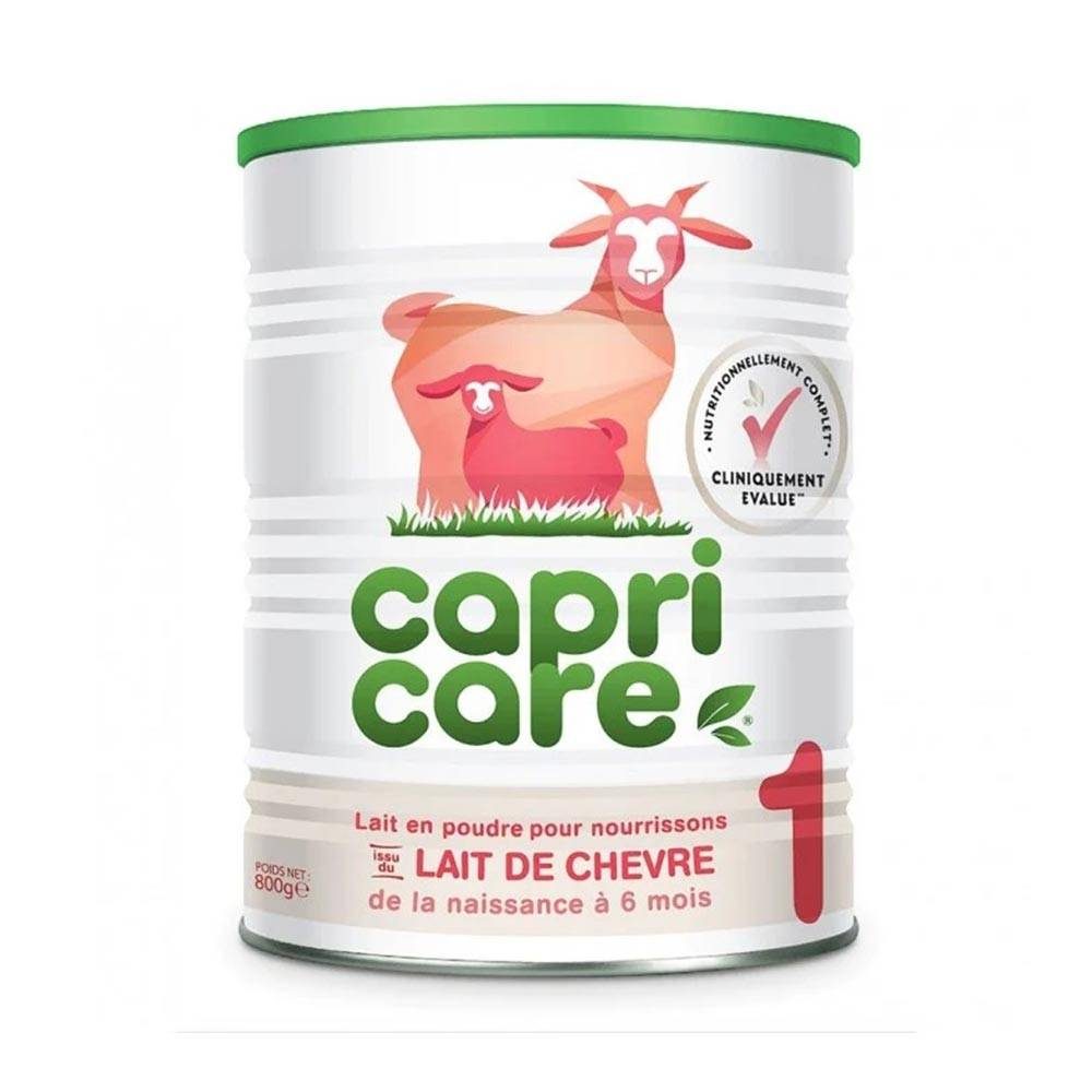 Capricare Latte di Capra per Lattanti fin dalla nascita in Povlere, 400g