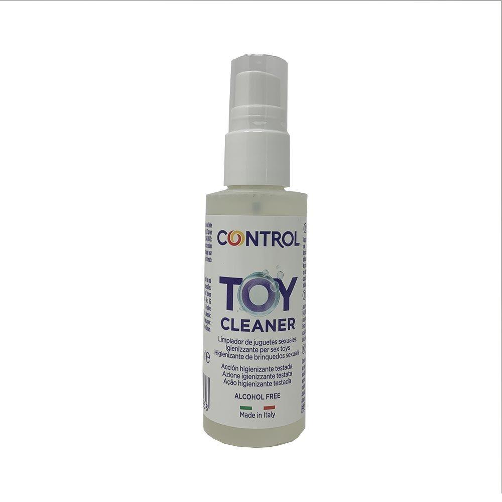 Control Toys Cleaner Igienizzante Per Sex Toys, 50ml