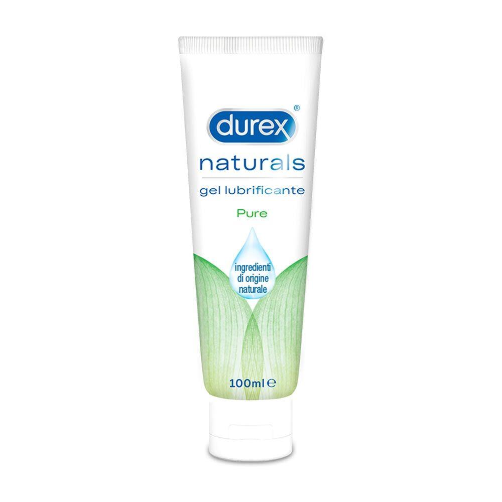 Durex Naturals Intimate Gel Lubrificante Femminile, 100ml