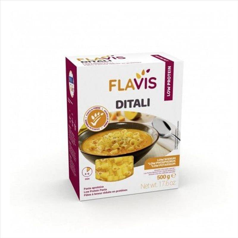 Flavis Ditali Aproteici, 500g