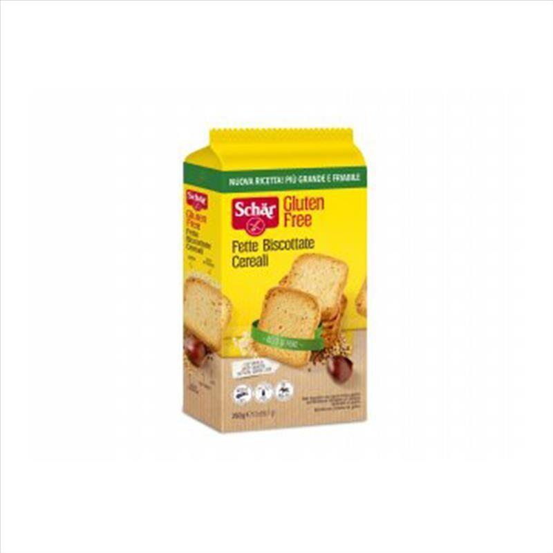 Schar Fette Biscottate Senza Glutine, 260 g