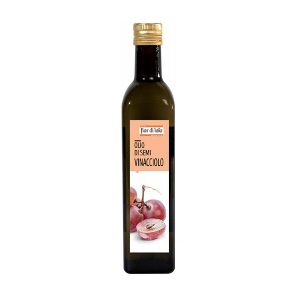 Fior Di Loto Olio Semi Vinacciolo, 500g