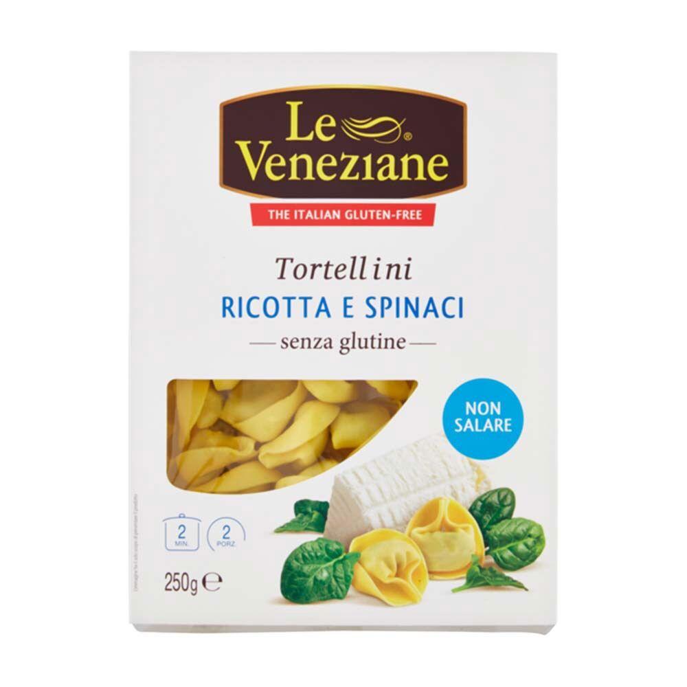 Molino Di Ferro Le Veneziane - Tortellini Ricotta E Spinaci Senza Glutine, 250g