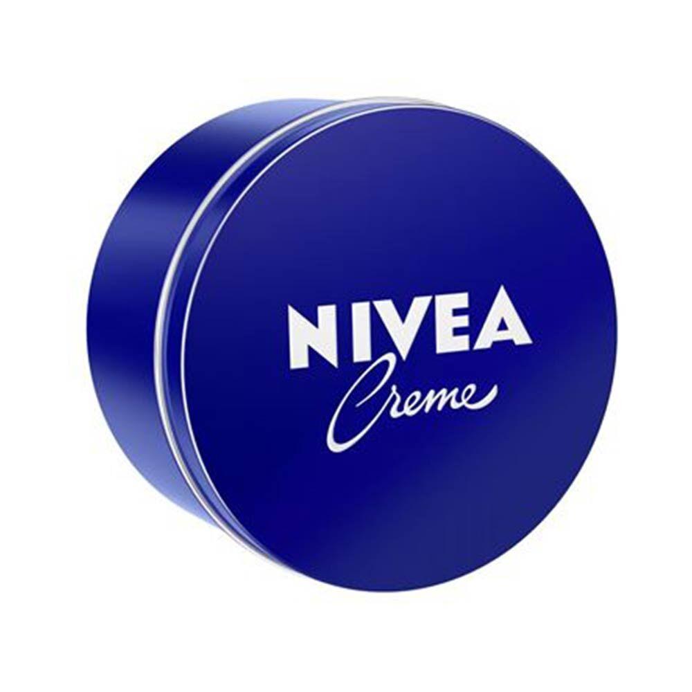nivea creme crema nutriente per tutti i tipi di pelle, 150ml