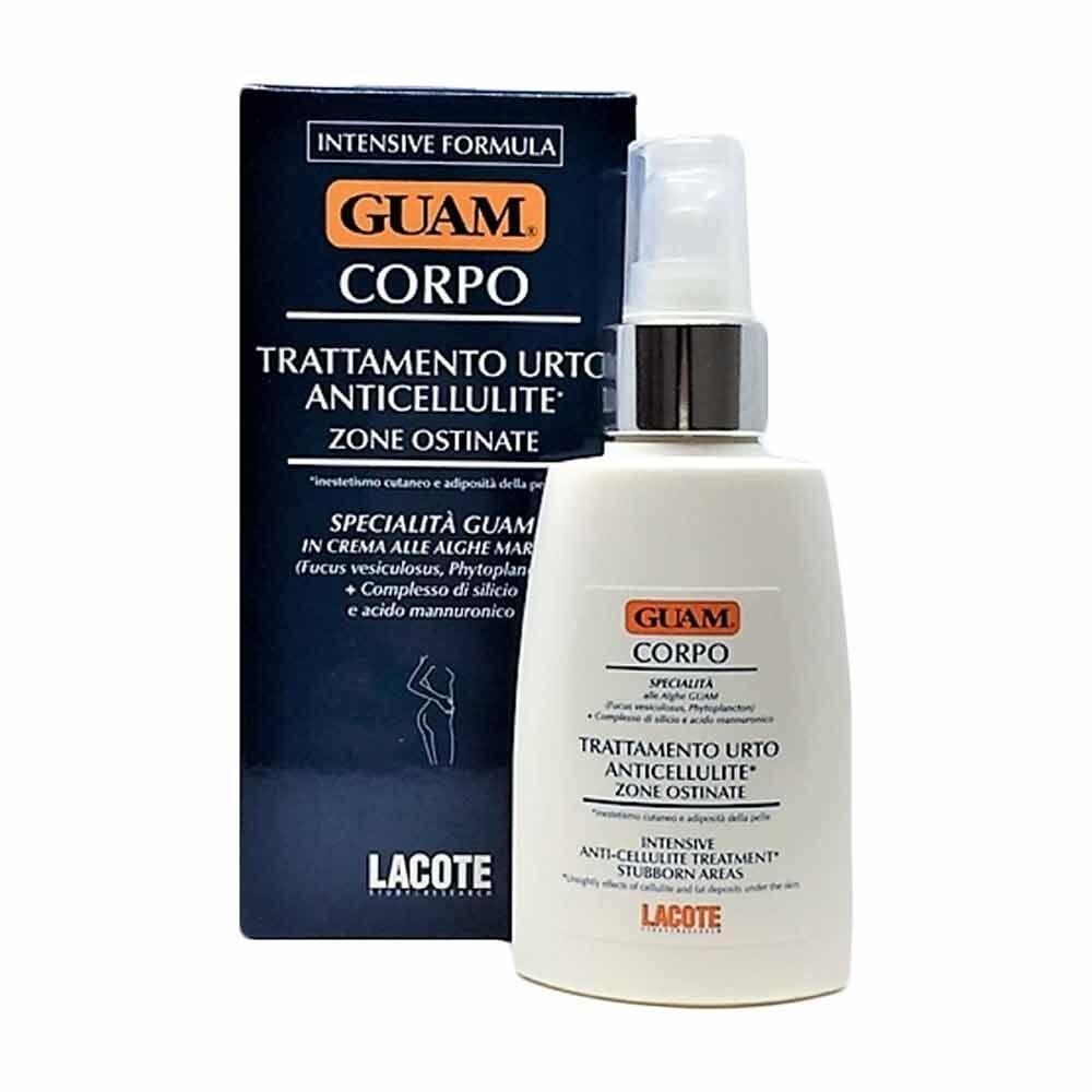 guam crema anticellulite zone ostinate crema trattamento urto, 100ml
