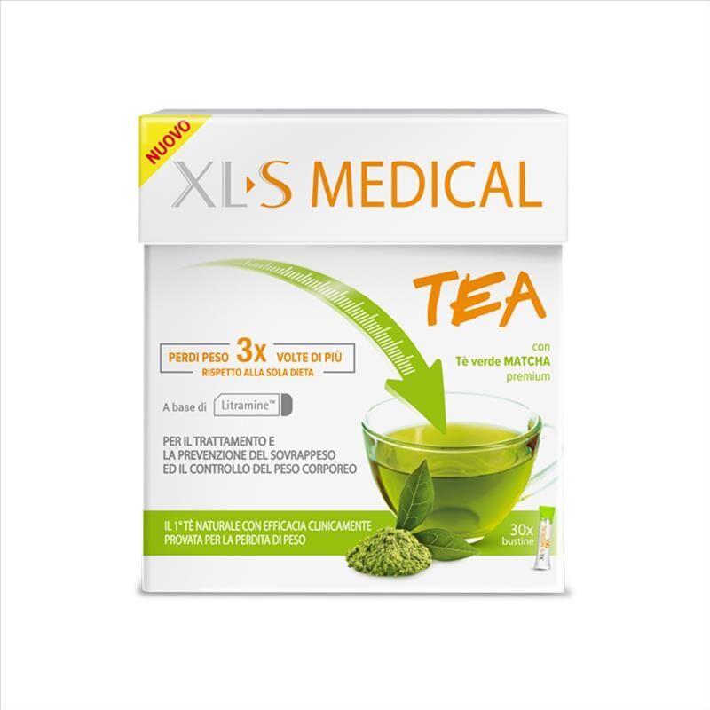 xl-s medical xls medical tea dispositivo medico perdita di peso, 30 stick