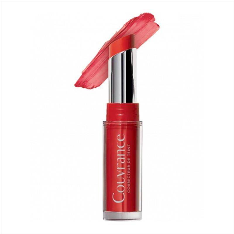 Avène Couvrance - Balsamo Bellezza Labbra Rosso Luminosità, 3g