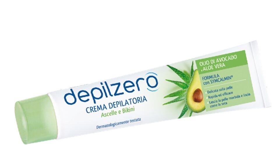 Depilzero Crema Depilatoria Ascelle E Bikini, 75ml