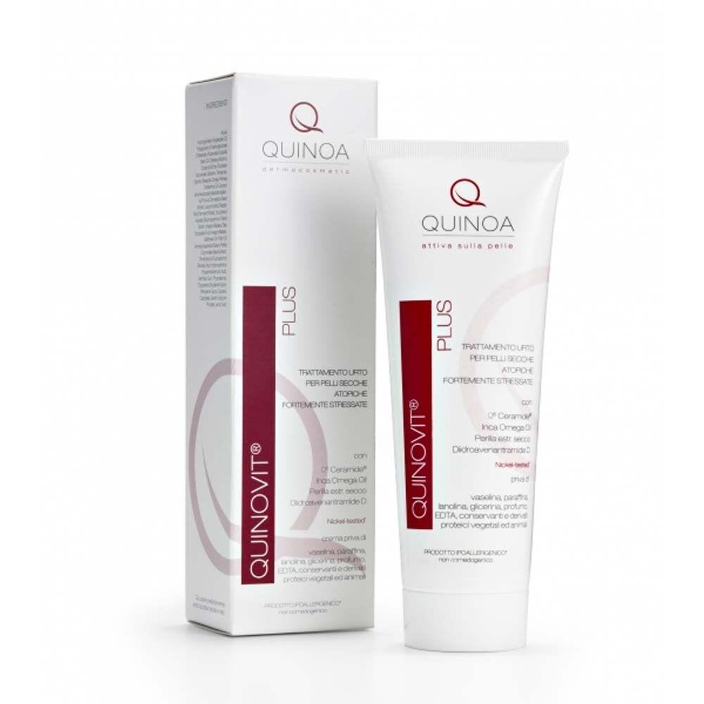 Quinoa - Quinovit Plus Crema Pelli Secche Atopiche Stressate, 125ml