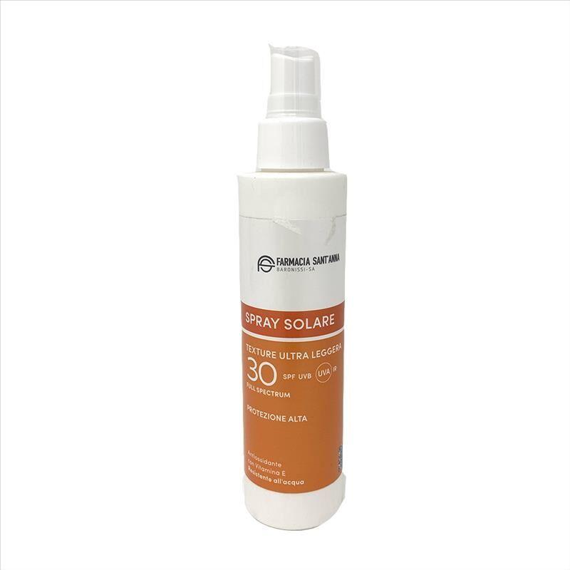 Sant'Anna Farmacie Farmacia Sant'Anna Spray Solare Corpo SPF30 Protezione Alta, 150ml