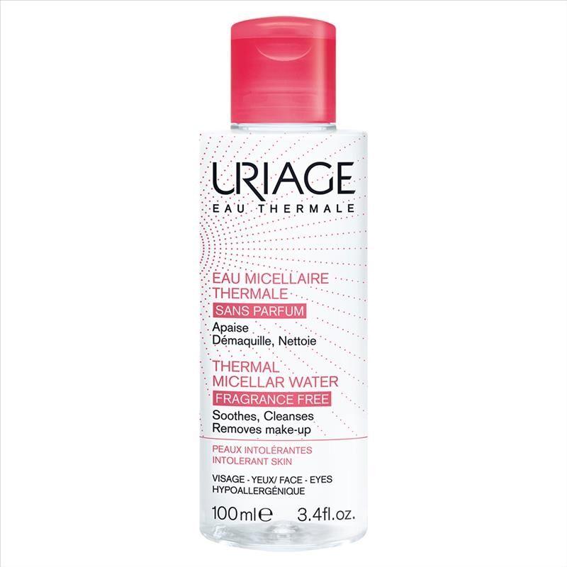 uriage acqua micellare termale pelle intollerante senza profumo, 100ml